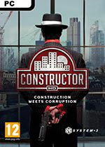 Constructor HD PC Box Art Coperta