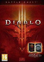 Diablo III Battle Chest PC Box Art Coperta
