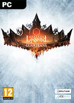 Endless Legend Guardians PC Box Art Coperta 2