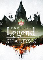 Endless Legend Shadows PC Box Art Coperta