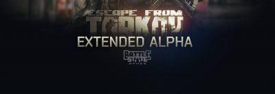 Escape From Tarkov se află oficial în stadiul Extended Alpha