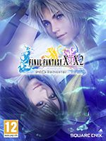 Final Fantasy X X 2 HD Remaster Box Art Coperta