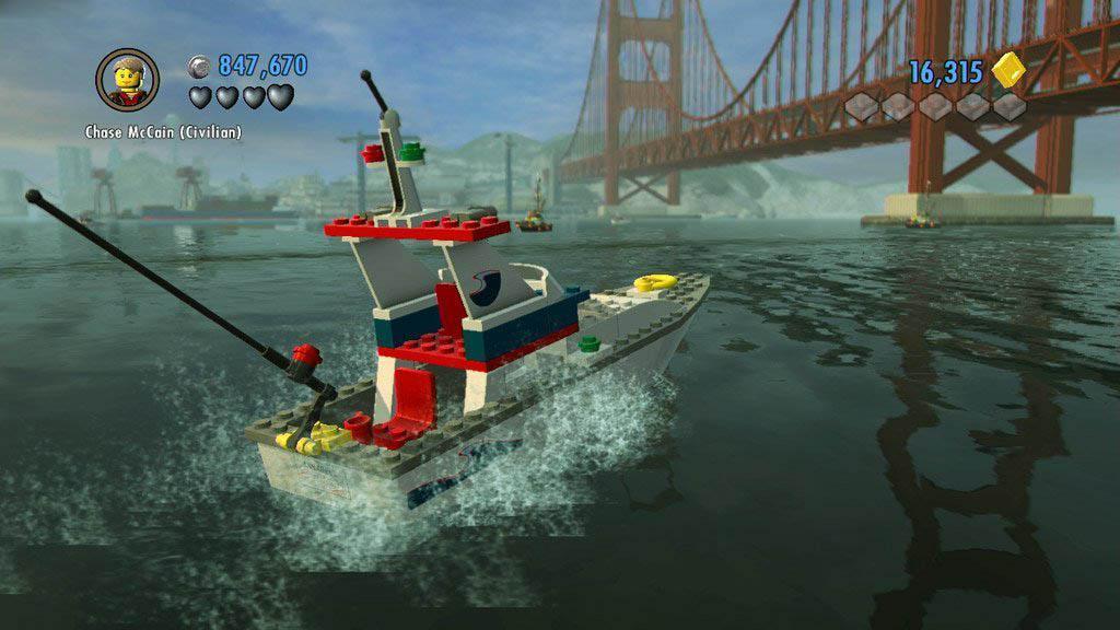 Imagini Lego City: Undercover