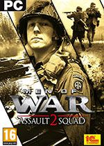 Men of War Assault Squad 2 PC Box Art Coperta