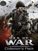 Men of War Collector's Pack PC Box Art Coperta