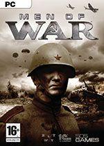 Men of War PC Box Art Coperta