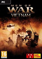 Men of War Vietnam PC Box Art Coperta