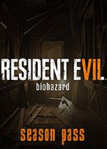 Resident Evil 7 Season Pass Box Art Coperta