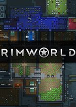 RimWorld PC Box Art Coperta