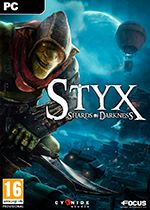 Styx Shards of Darkness PC Box Art Coperta