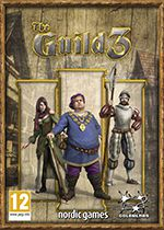 The Guild 3 PC Box Art Coperta