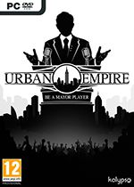 Urban Empire PC Box Art Coperta
