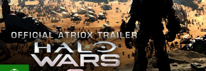 Halo Wars 2 – Atriox Trailer