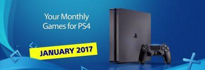 PlayStation anunță lista jocurilor gratuite în ianuarie din cadrul programului PS Plus