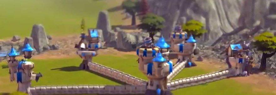 Siegecraft Commander – Trailer