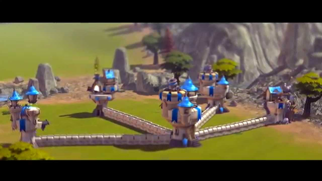 Siegecraft Commander – Trailer