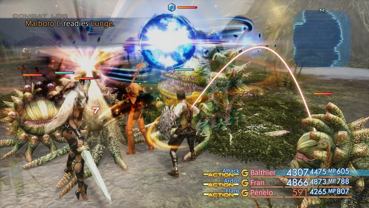 Imagini Final Fantasy XII: The Zodiac Age