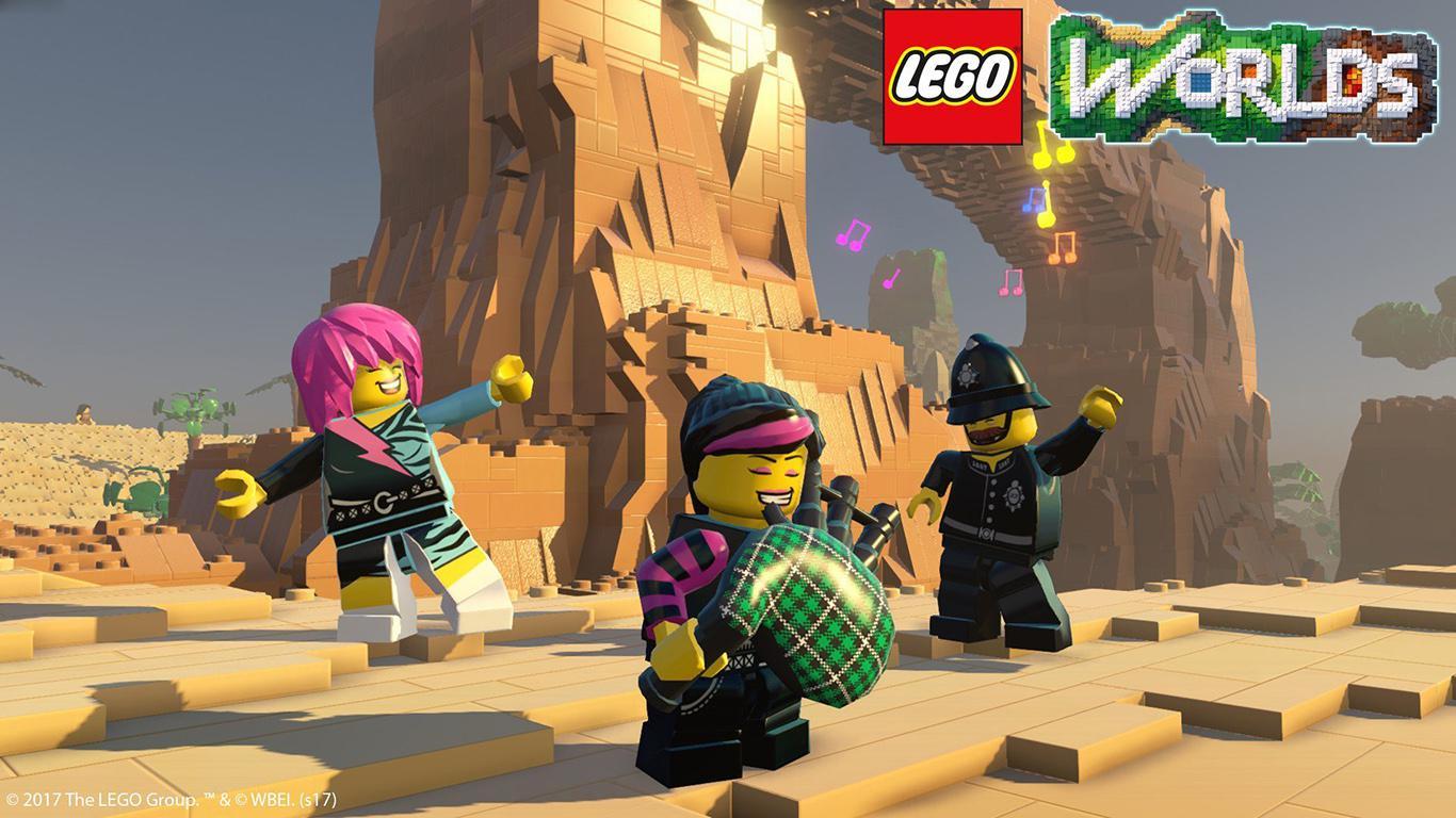 Imagini LEGO Worlds