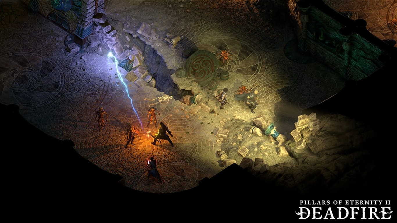 Imagini Pillars of Eternity II: Deadfire