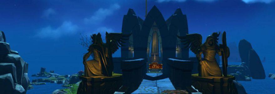 Vanishing Realms: Rite of Steel