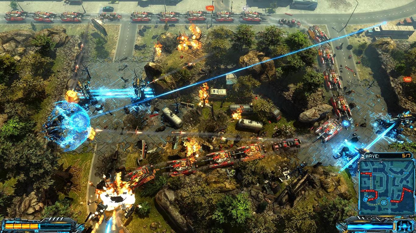 Imagini X-Morph: Defense