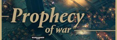 Profeția Războiului prezentată într-un nou trailer pentru Warhammer 40.000: Dawn of War III