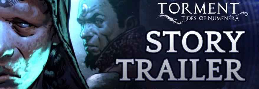 Torment: Tides of Numenera a primit trailer ce prezintă povestea jocului