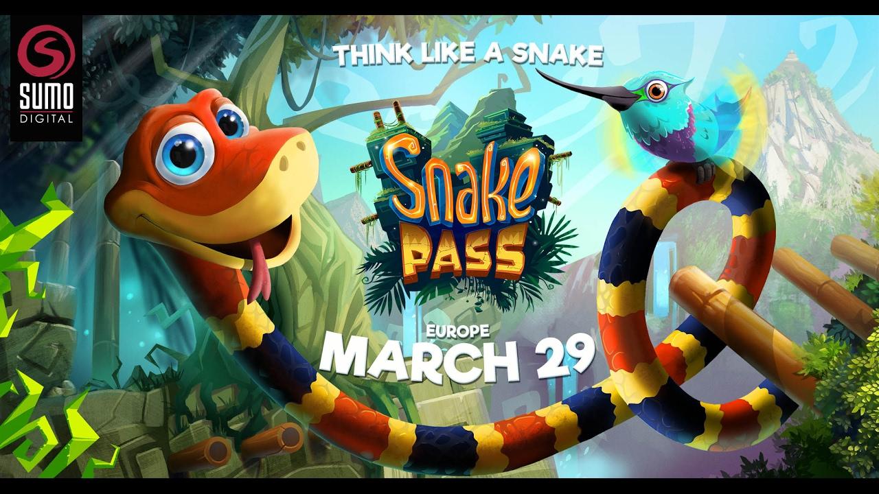 Trailer ce anunța lansarea pentru Snake Pass