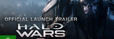 Trailer de lansare pentru Halo Wars 2