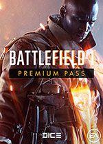 Battlefield 1 Premium Pass PC Box Art Coperta