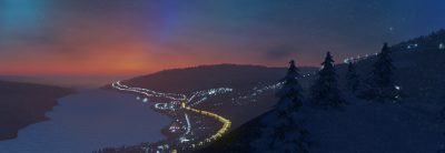 Imagini Cities: Skylines – Snowfall