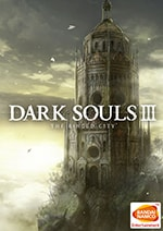 Dark Souls III The Ringed City Box Art