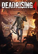 Dead Rising 4 PC Box Art Coperta