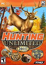 Hunting Unlimited 2011 PC Box Art Coperta