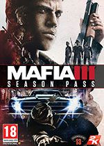 Mafia III 3 Season Pass PC Box Art Coperta