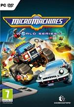 Micro Machines World Series Box Art