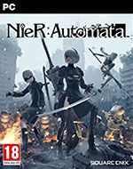 Nier Automata PC Box Art Coperta 2
