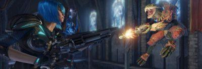 Quake Champions va fi Free-To-Play, dar jucătorii vor începe cu un singur campion