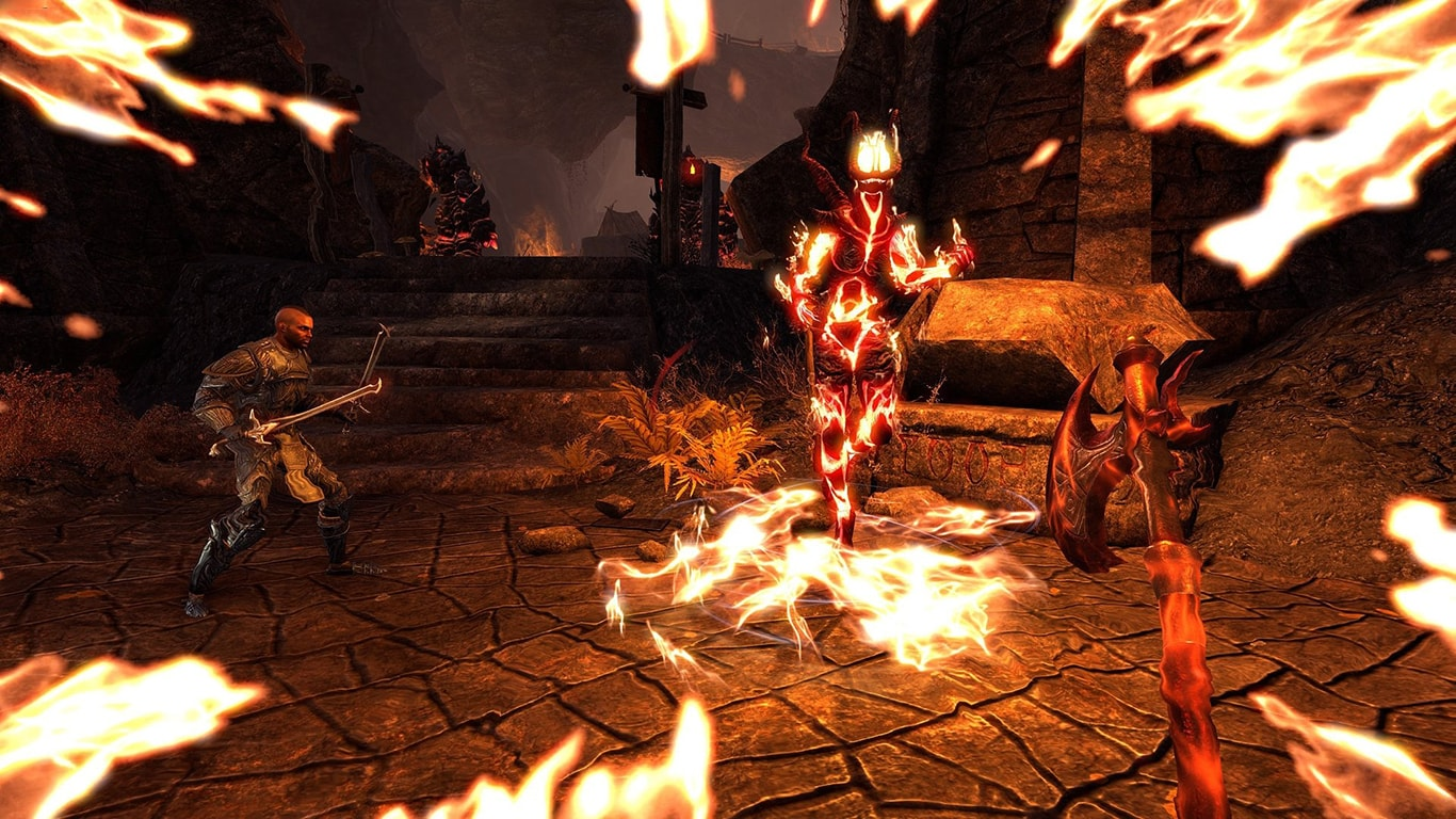 Imagini The Elder Scrolls Online: Tamriel Unlimited – Morrowind