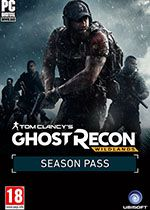 Tom Clancys Ghost Recon Wildlands Season Pass PC Box Art Coperta