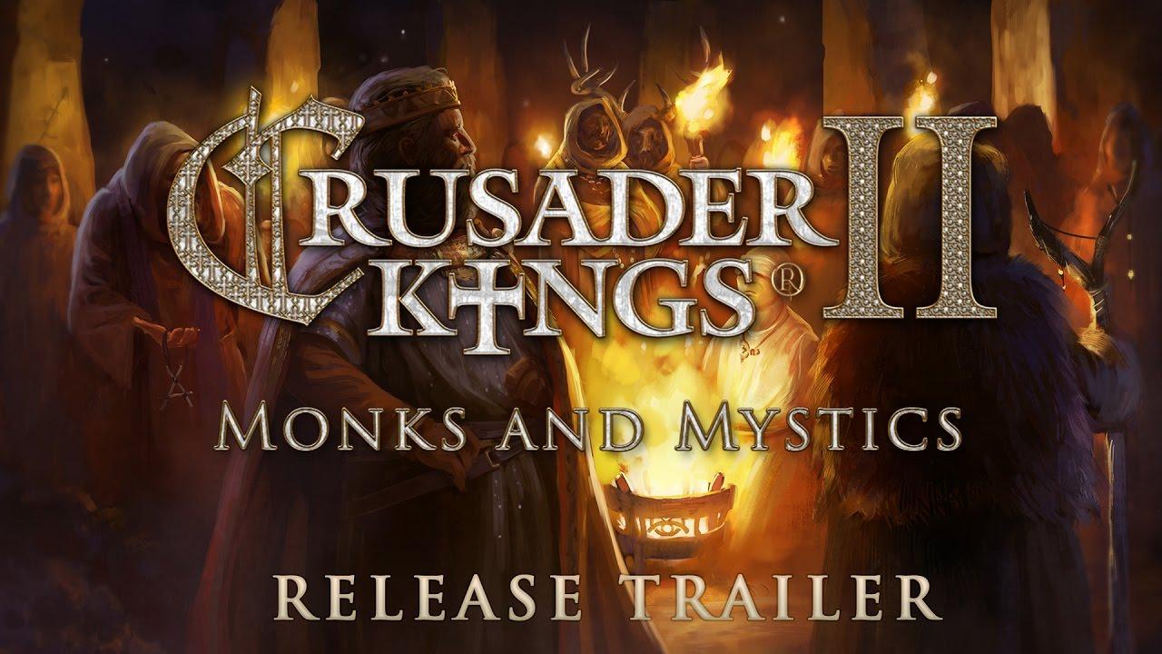 Crusader Kings 2: Monks and Mystics – Trailer