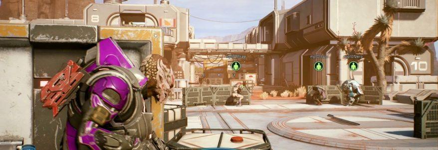 Experiența online Mass Effect Andromeda prezentată într-un trailer introductiv