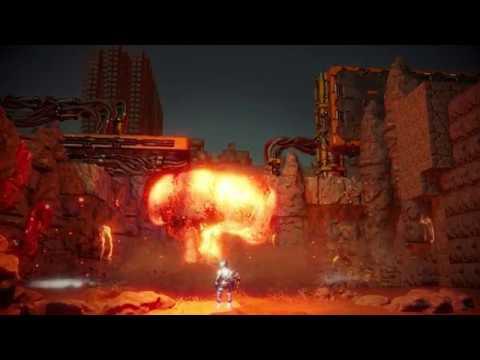 Nex Machina anunțat oficial pentru PC printr-un trailer