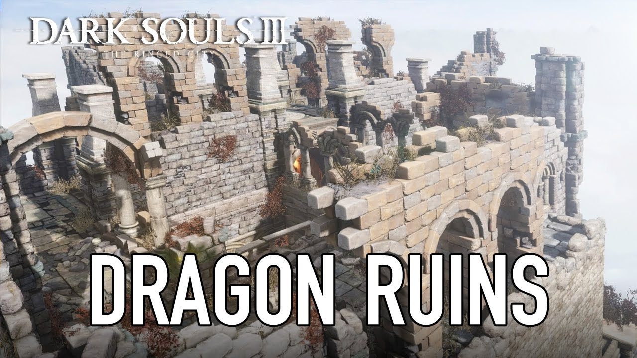 Noile arene de PvP din expansiunea Dark Souls III: The Ringed City prezentate