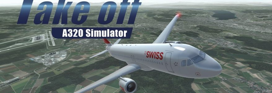 Ready for Take Off – A320 Simulator – Trailer