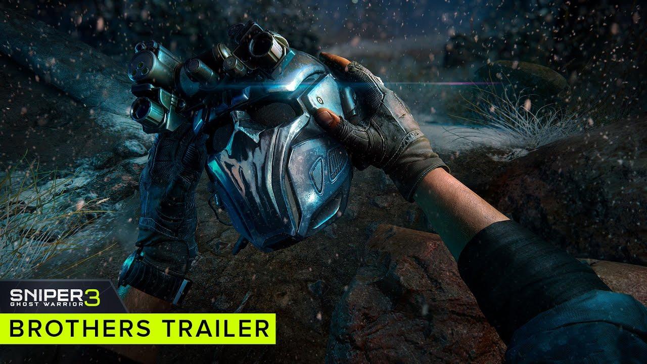 Sniper: Ghost Warrior 3 primește trailer de poveste