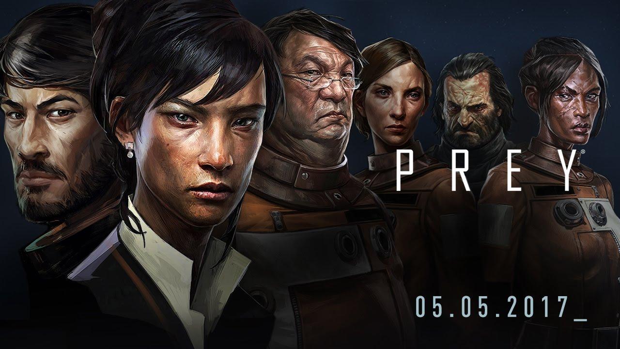 Un nou trailer Prey arată cum numai protagonistul Morgan poate salva lumea