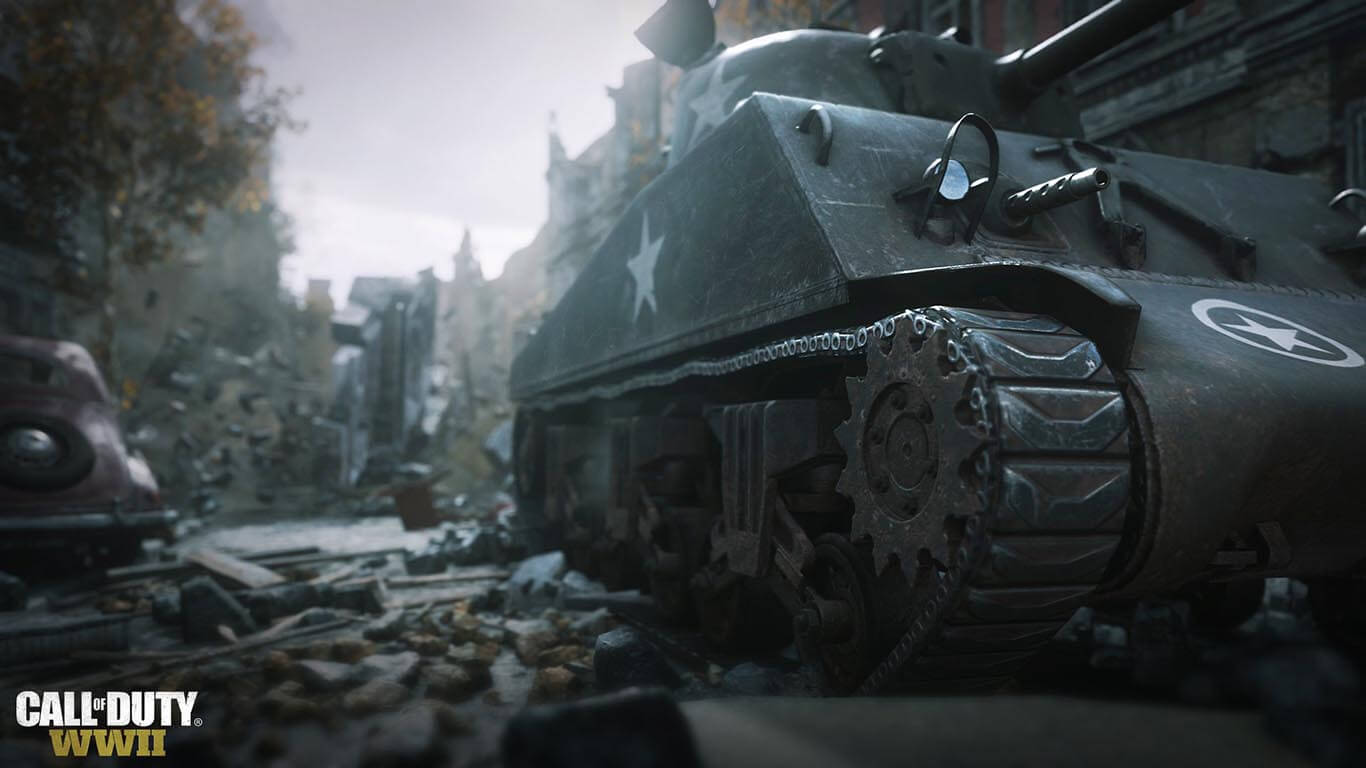 Imagini Call of Duty: WWII