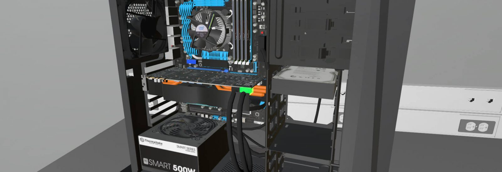 PC Building Simulator