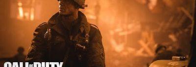 Call of Duty: WWII dezvăluit oficial împreună cu data de lansare și noi detalii